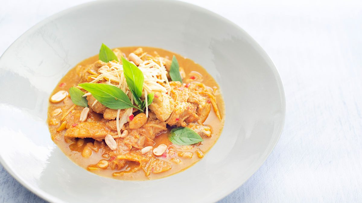 Chang Mai Chicken Curry